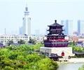 王艺华到任城区调研创建全国文明城市和违法建设治理工作