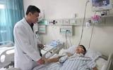 聊城:患者急需救命血 好医生撸袖献血救患者