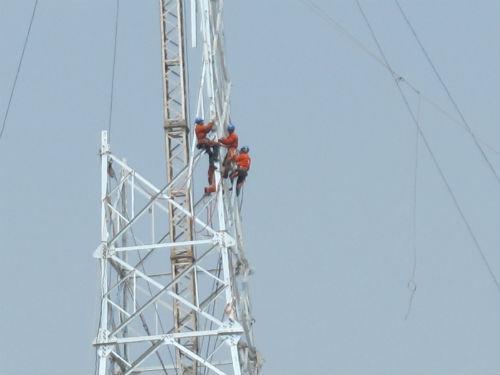 """日照供电公司为跨境特高压建设开道创""""日照速度"""""""