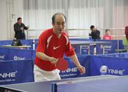 聊城市老年人乒乓球比赛落幕 68岁老人赛场显身手