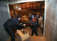 日照警方销毁320余支非法枪支和700余把管制刀具