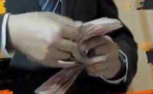 60秒|花式点钞看潍坊 这里的学生曾打破世界纪录