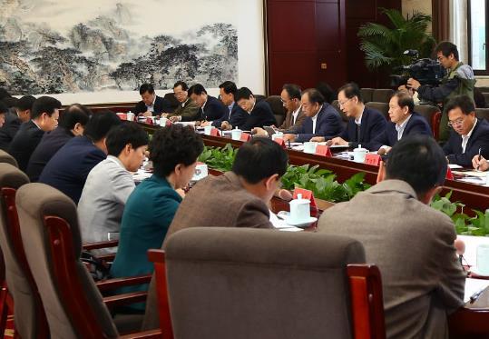 山东省就业和农民工工作联席会议召开