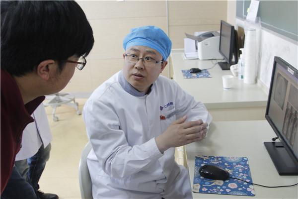 【名医在身边】许胜:口腔医生是个很快乐的职业