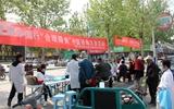 """阳谷县举办""""2017年健康中国行-合理膳食""""宣传教育活动"""