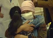 寿光8岁女孩捐髓救母续:入仓25天 母亲巴丽丽今出仓