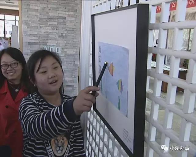 64秒|济南10岁重病女孩想开画展,梦想实现那一刻…