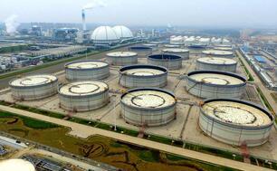 [重大工程建设巡礼]可停靠10-30万吨级油轮 烟台港构建完整原油物流链条