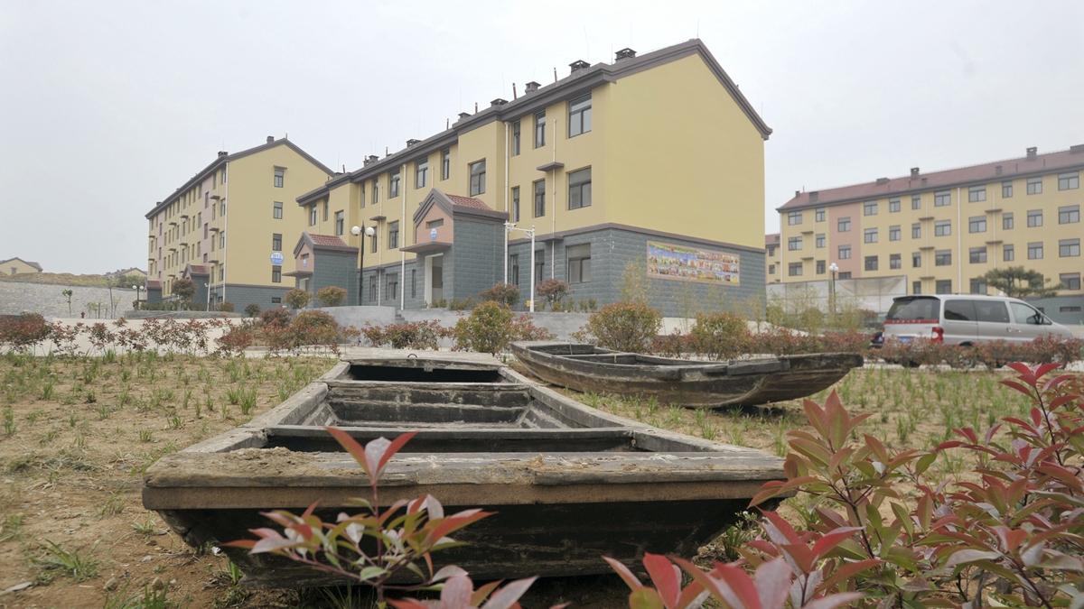 [重大工程建设巡礼]探访东平县最大移民社区:一分钱不花就住上小洋楼