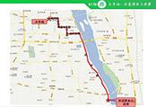 临沂26日将开通K128路公交线路 设21处站点