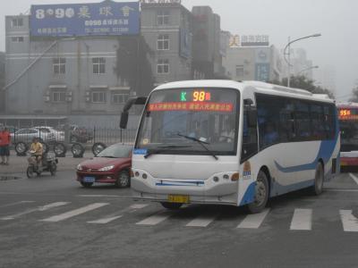 因姚家车场拆迁 济南公交18路等4条公交调整运行路段