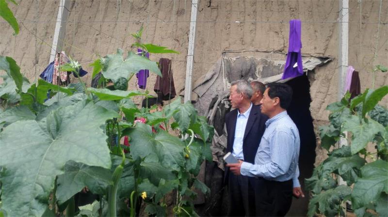 潍坊市文广新局组织定点帮扶村干部群众赴寿光参观学习