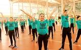 东阿县第七届全民健身运动会开幕 将持续至10月份