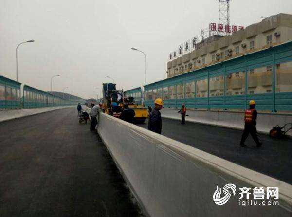 济南顺河高架南延一期高架路27日通车,行驶攻略在此