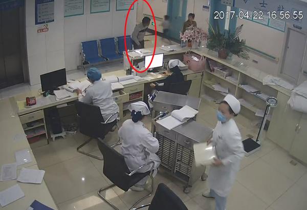 兰陵一男子佯装患者家属伺机盗窃 警方迅速出击将其抓获