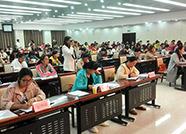 德州举办新型职业女农民培训班 刘同理刘国智授课