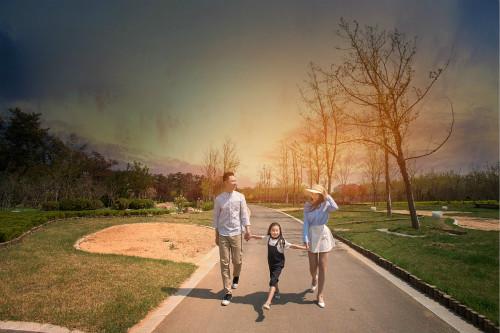 五一小长假带动亲子游 山东首座城市森林乐园备受追捧