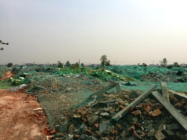 探访山大章丘主校建设:动迁8个村 6个村已全部完成
