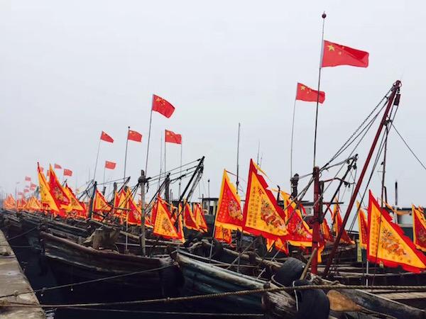 青岛首届妈祖文化节开幕 增强两岸文化凝聚力