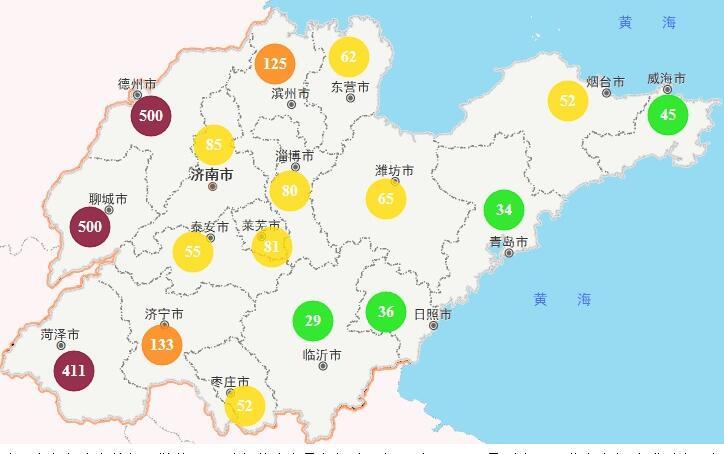 海丽气象吧|北京的沙尘暴 会被北风吹到山东来么?