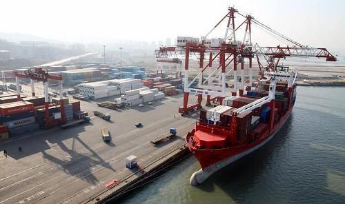 山东沿海运输4月客货双增 海上成功救助52人