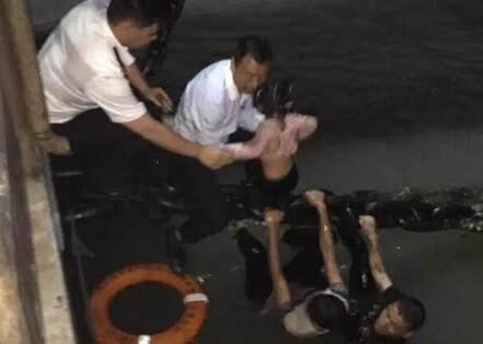 在厦门跳海救人的日照莒县小伙薛福凯:当时就是出于本能