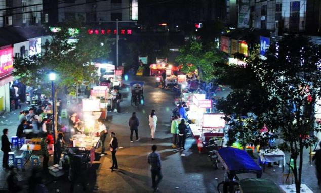 济南4月份露天烧烤考核排名出炉 天桥区北园街道垫底