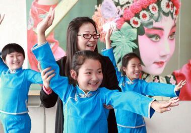 济南出台《意见》改善戏曲活动场地  鼓励学校开办戏曲课程