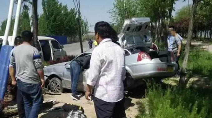 """滨州教练车两死两伤事故认定结果惊人 """"教练员""""无资质还毒驾"""