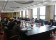 日照东港法院和区司法局联合召开基本解决执行难工作座谈会