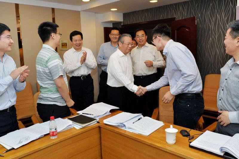 刘家义:加快推进新旧动能转换重大工程