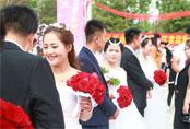 移风易俗树新风 临港区首届集体婚礼受追捧