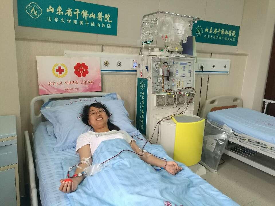山东大学研究生汪芮:我足够幸运能挽救别人的生命