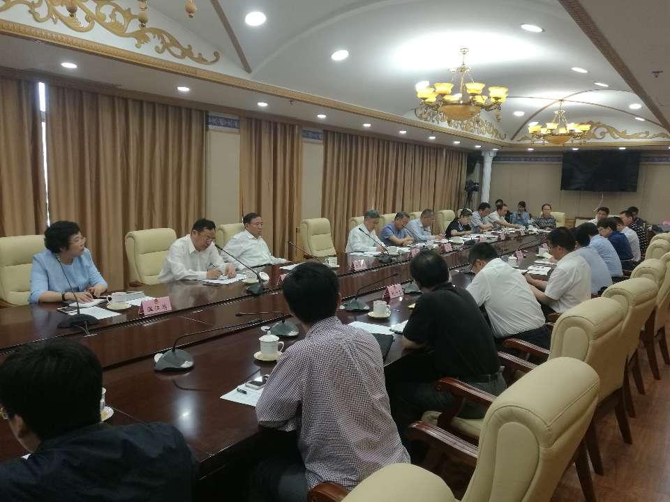 省政协就完善重点提案督办制度召开对口协商会