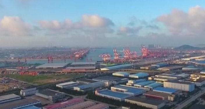 【牢记总书记嘱托 奋力走在前列】山东:布局一带一路 寻求外贸发展新空间