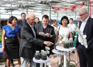 澳洲克拉伦斯市长造访京博 深化双方合作