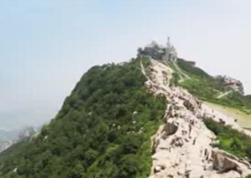 4分半镜头里的泰山,那些令人震撼窒息的画面