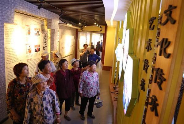 临沂芝麻墩街道:村史博物馆里寻找过去的记忆