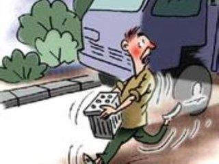 沂水一男子为更新电瓶车 盗窃工程电瓶被抓