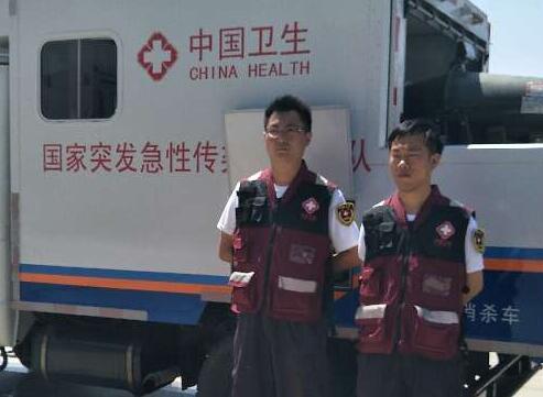 国家卫计委领导坐镇枣庄 鲁苏皖豫四省应急救援联合演练