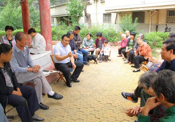 临沂兰山西关社区精细化管理打造文明和谐社区