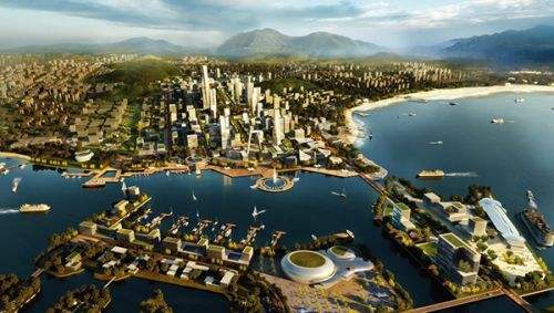商务部复函支持青岛设立中英创新产业园