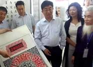 日照市在省级工艺品美术博览会上获7金5银5铜