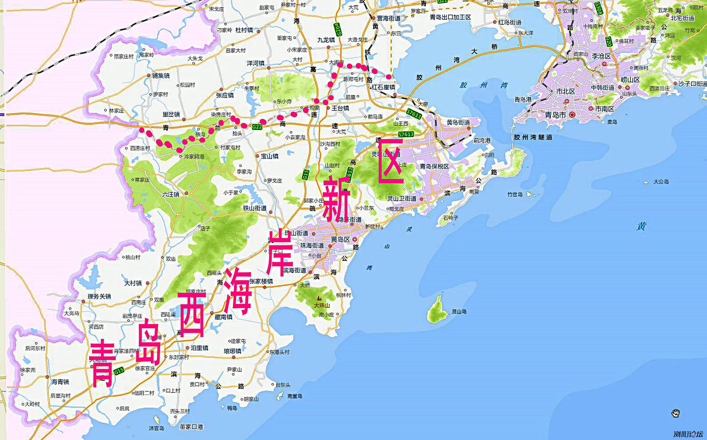 青岛西海岸新区举行三周年座谈会 印发未来三年行动计划