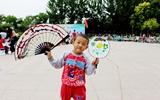 """冠县:百余名孩子画""""环保"""" 迎接""""世界环境日"""""""