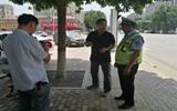 莘县一考生遗失身份证交警捡后用微信群寻到失主