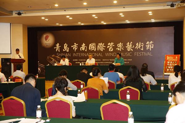 青岛下月上演视听盛宴:世界顶级管乐大师将献艺国际管乐艺术节