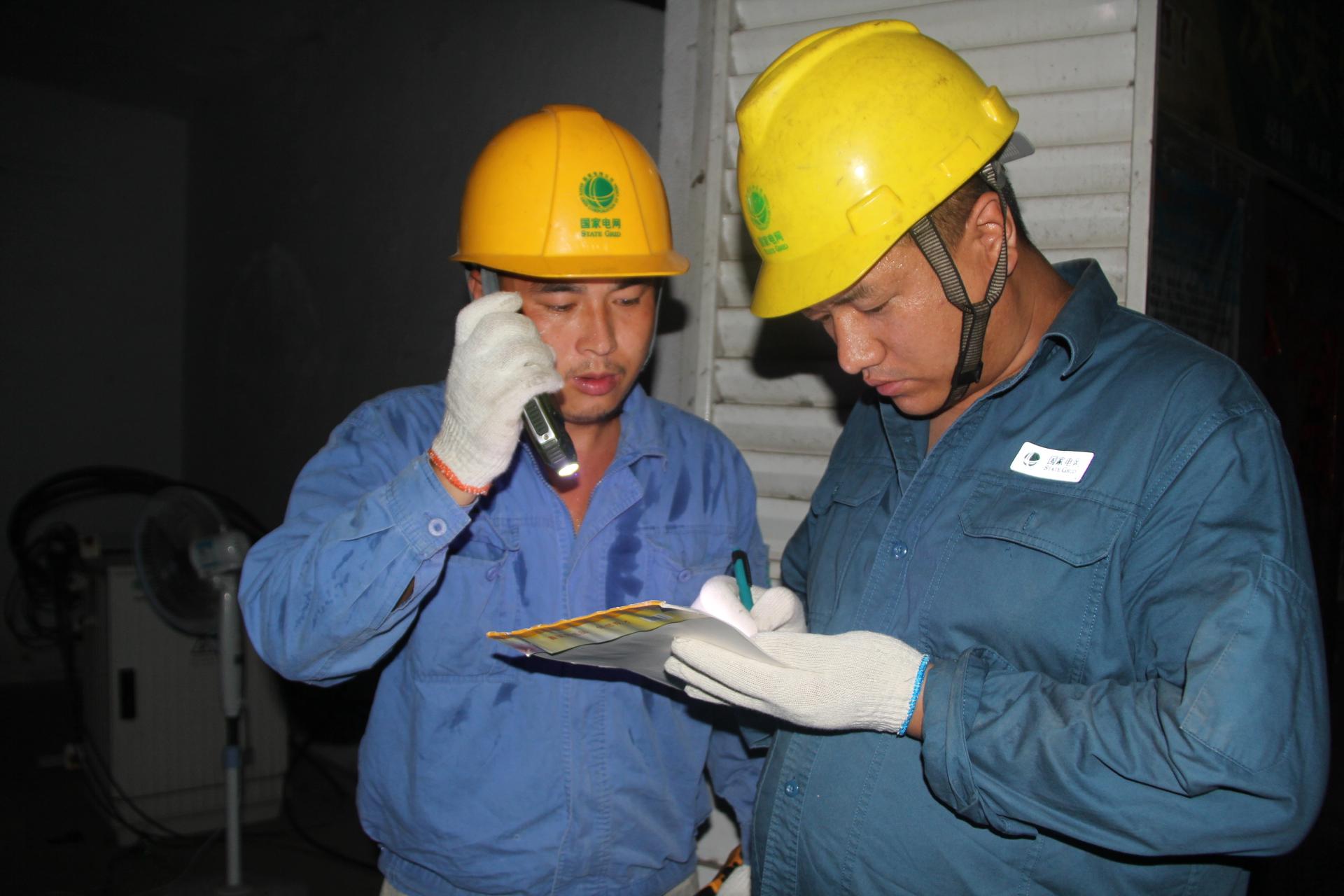 临沂罗庄供电加强高温雷雨季节电网设备安全管理