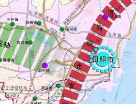 日照市城市总体规划(2015-2030年)环评,快来提建议!