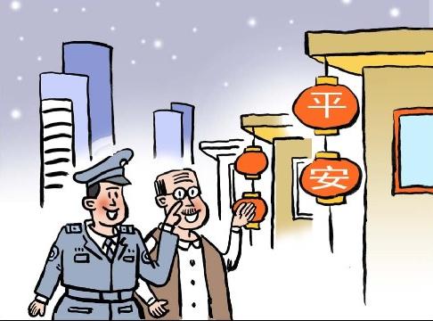 """平邑仲村派出所用""""三多""""服务打造警民""""两好""""关系"""